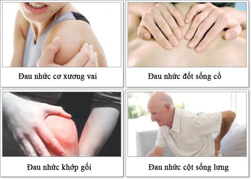 bệnh sưng đau khớp